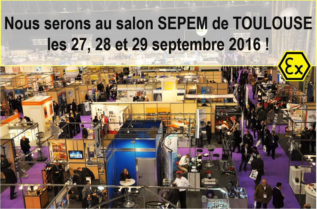 Salon SEPEM de TOULOUSE !