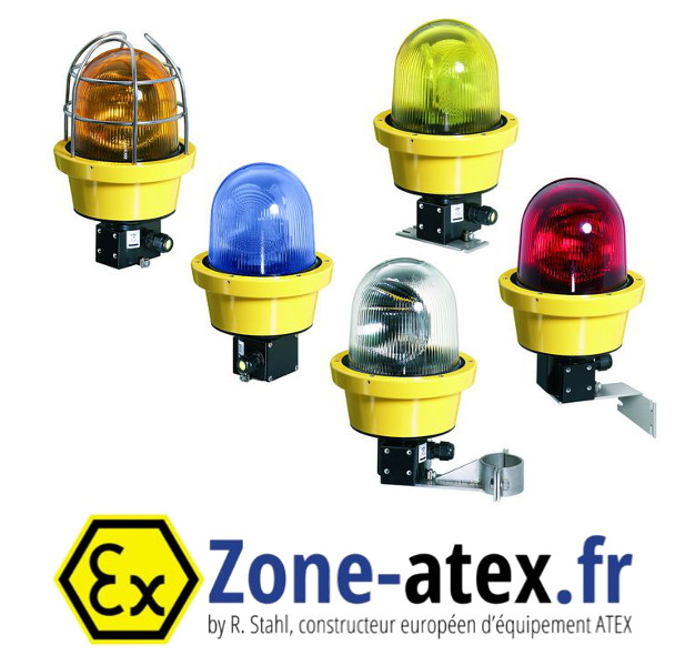 Gyrophare ATEX