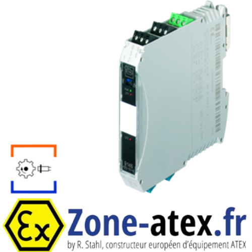 Convertisseur fréquence courant ATEX