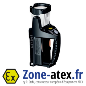 Projecteur portable à LED ATEX