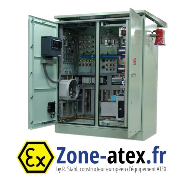 Armoire ex p zone - Installation d une armoire electrique ...