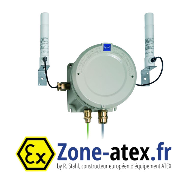 Point d'accès wifi compact ATEX